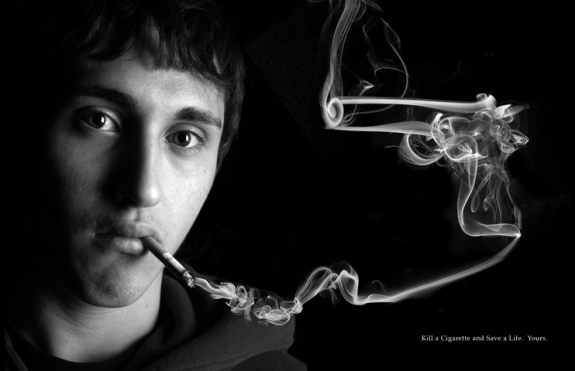 anti-smoking ad 1